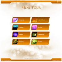 242 mini tour - flash templates