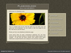 flashmo 014 Free Flash Website Templates and Galleries
