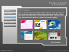 flashmo 028 design Free Flash Website Templates and Galleries