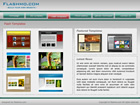 flashmo 030 design Free Flash Website Templates and Galleries