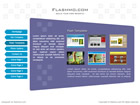 flashmo 045 elastic Free Flash Website Templates and Galleries