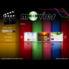 flashmo 080 movie Free Flash Website Templates and Galleries