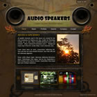 flashmo 086 speaker Free Flash Website Templates and Galleries