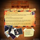flashmo 126 envelope Free Flash Website Templates and Galleries