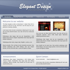 flashmo 128 elegant Free Flash Website Templates and Galleries