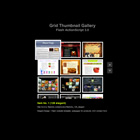 flashmo 129 grid Free Flash Website Templates and Galleries