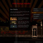 flashmo 136 old design Free Flash Website Templates and Galleries