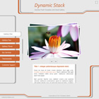 280 dynamic stack - free flash template
