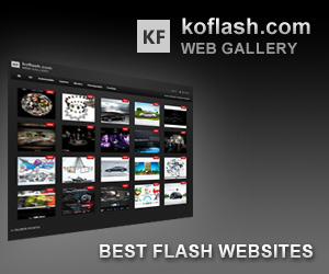 Flash Website Gallery