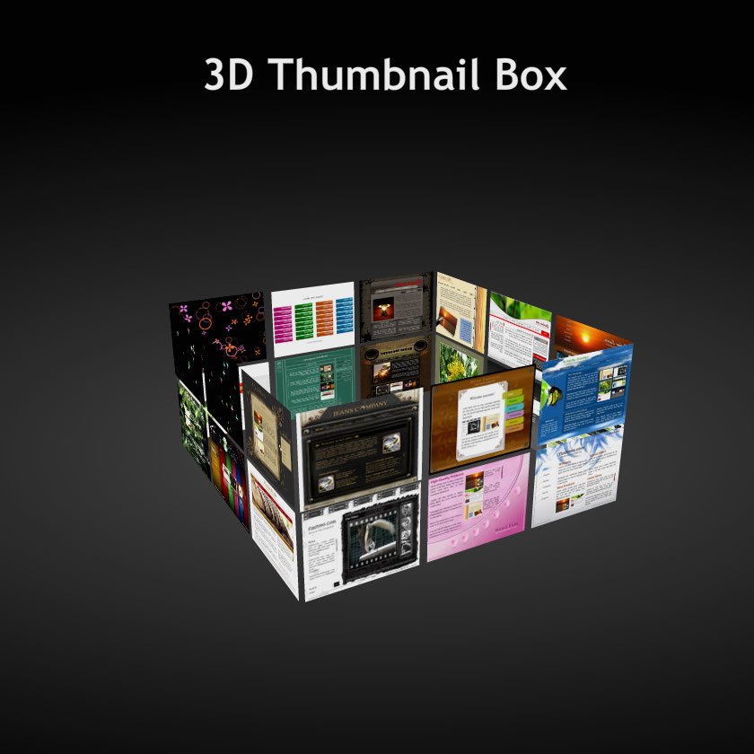 flashmo 095 3d thumbnail box