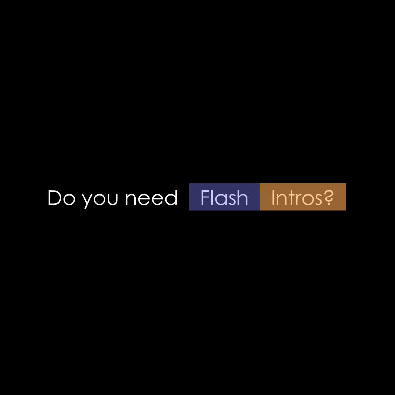 flashmo 278 dynamic intro